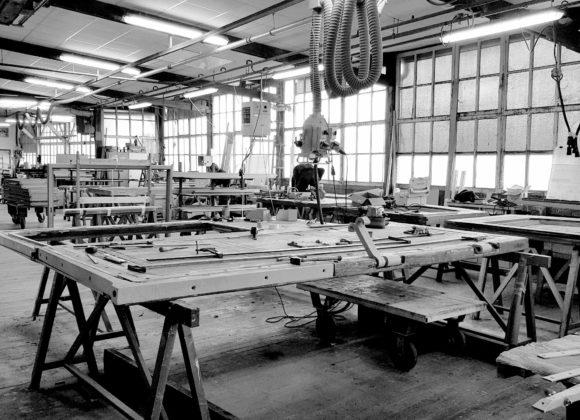 En ce début d'année 2020, les Ateliers Perrault fêteront leur 260 ans d'histoire